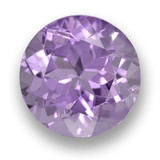 thumb image of 3.9ct Round Facet Violet Amethyst (ID: 461218)
