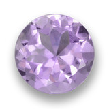 thumb image of 2.9ct Round Facet Violet Amethyst (ID: 461219)