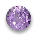 thumb image of 2.8ct Round Facet Violet Amethyst (ID: 461222)