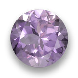 thumb image of 2.5ct Round Facet Violet Amethyst (ID: 461227)