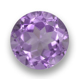thumb image of 2.6ct Round Facet Violet Amethyst (ID: 461228)