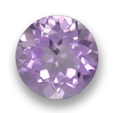 thumb image of 3.4ct Round Facet Violet Amethyst (ID: 461256)