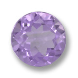 thumb image of 2.6ct Round Facet Violet Amethyst (ID: 461303)
