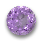 thumb image of 5.1ct Round Facet Violet Amethyst (ID: 462243)