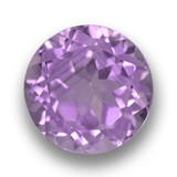 thumb image of 5.1ct Round Facet Violet Amethyst (ID: 462247)