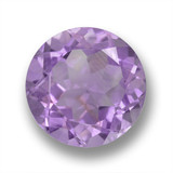 thumb image of 4.4ct Round Facet Violet Amethyst (ID: 462263)