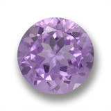 thumb image of 4.4ct Round Facet Violet Amethyst (ID: 462265)
