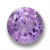 thumb image of 8.1ct Round Facet Violet Amethyst (ID: 462326)