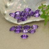 thumb image of 0.2ct Marquiseschliff Medium Violet Amethyst (ID: 493330)