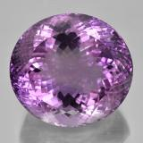 thumb image of 93.9ct Oval Portuguese-Cut Violet Amethyst (ID: 506008)