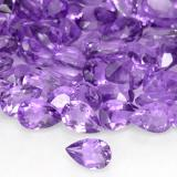 0.38 ct 梨形切面 Deep Purplish Violet 紫水晶 Gem 5.88 mm x 4 mm (Photo B)
