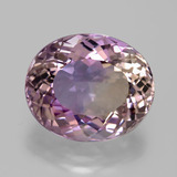 thumb image of 8.8ct Oval Facet Bi-Color Ametrine (ID: 336491)