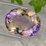 thumb image of 14ct Oval Portuguese-Cut Bi-Color Ametrine (ID: 336582)