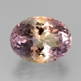 thumb image of 13.7ct Oval Facet Bi-Color Ametrine (ID: 387777)