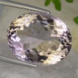 thumb image of 16.7ct Oval Facet Bi-Color Ametrine (ID: 387778)
