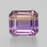 thumb image of 10.1ct Octagon Facet Bi-Color Ametrine (ID: 398395)