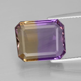 thumb image of 6.9ct Octagon Facet Bi-Color Ametrine (ID: 399820)