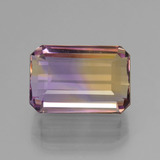thumb image of 18.6ct Octagon Facet Bi-Color Ametrine (ID: 434088)