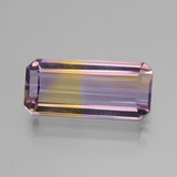 thumb image of 12.7ct Octagon Facet Bi-Color Ametrine (ID: 434094)
