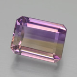 thumb image of 5.1ct Octagon Facet Bi-Color Ametrine (ID: 435559)
