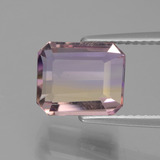 thumb image of 3.6ct Octagon Facet Bi-Color Ametrine (ID: 435610)