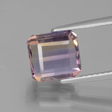 thumb image of 2.7ct Octagon Facet Bi-Color Ametrine (ID: 435614)