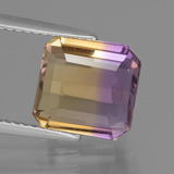 thumb image of 4.7ct Octagon Facet Bi-Color Ametrine (ID: 435693)