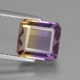 thumb image of 3.2ct Octagon Facet Bi-Color Ametrine (ID: 435807)