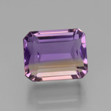 thumb image of 4.6ct Octagon Facet Bi-Color Ametrine (ID: 441333)