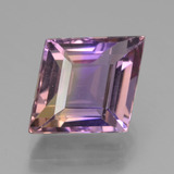 thumb image of 5.4ct Rhomb Facet Bi-Color Ametrine (ID: 441350)