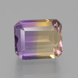 thumb image of 3.9ct Octagon Facet Bi-Color Ametrine (ID: 441376)