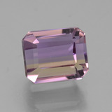 thumb image of 4.4ct Octagon Facet Bi-Color Ametrine (ID: 441424)