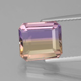thumb image of 3.8ct Octagon Facet Bi-Color Ametrine (ID: 441450)