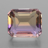 thumb image of 8.4ct Octagon Facet Bi-Color Ametrine (ID: 441606)