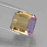 thumb image of 3.5ct Octagon Facet Bi-Color Ametrine (ID: 441632)
