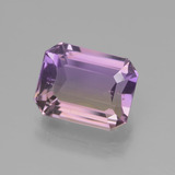 thumb image of 4.1ct Octagon Facet Bi-color Ametrine (ID: 441781)