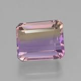 thumb image of 4.6ct Octagon Facet Bi-Color Ametrine (ID: 441782)