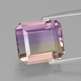 thumb image of 4.8ct Octagon Facet Bi-Color Ametrine (ID: 441783)