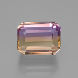 thumb image of 5ct Octagon Facet Bi-Color Ametrine (ID: 441830)