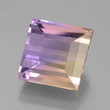 thumb image of 5.5ct Rhomb Facet Bi-Color Ametrine (ID: 441844)