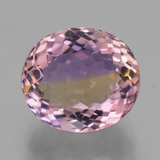 thumb image of 7.5ct Oval Facet Bi-Color Ametrine (ID: 441853)