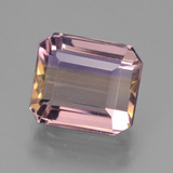thumb image of 3.7ct Octagon Facet Bi-Color Ametrine (ID: 441870)