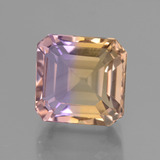 thumb image of 5.6ct Octagon Facet Bi-Color Ametrine (ID: 441883)
