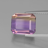 thumb image of 4.3ct Octagon Facet Bi-Color Ametrine (ID: 441928)