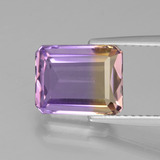thumb image of 2.9ct Octagon Facet Bi-Color Ametrine (ID: 442037)