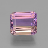 thumb image of 5.3ct Octagon Facet Bi-Color Ametrine (ID: 442269)