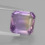 thumb image of 2.8ct Octagon Facet Bi-Color Ametrine (ID: 442358)