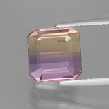 thumb image of 3.8ct Octagon Facet Bi-color Ametrine (ID: 442494)