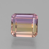 thumb image of 4.6ct Octagon Facet Bi-Color Ametrine (ID: 442578)
