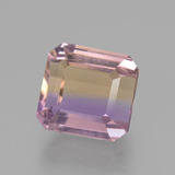 thumb image of 4ct Octagon Facet Bi-Color Ametrine (ID: 442581)